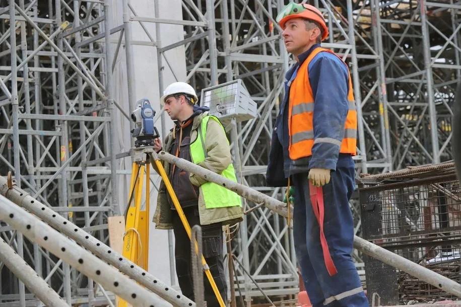 Стартовала реконструкция газопровода-дюкера «Кутузовский» на дне Москвы-реки