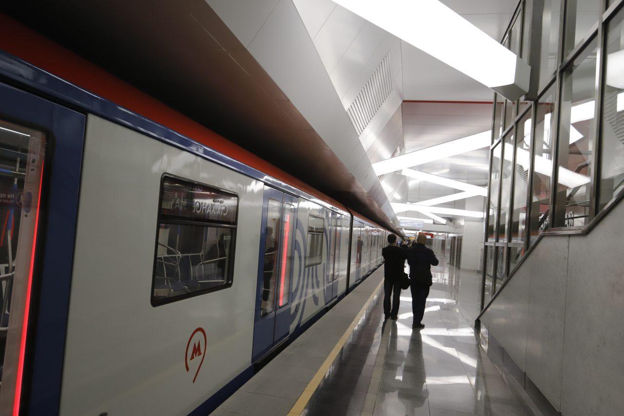 Ранее закрытые вестибюли пяти станций столичного метро откроют 1 июня для соблюдения социальной дистанции