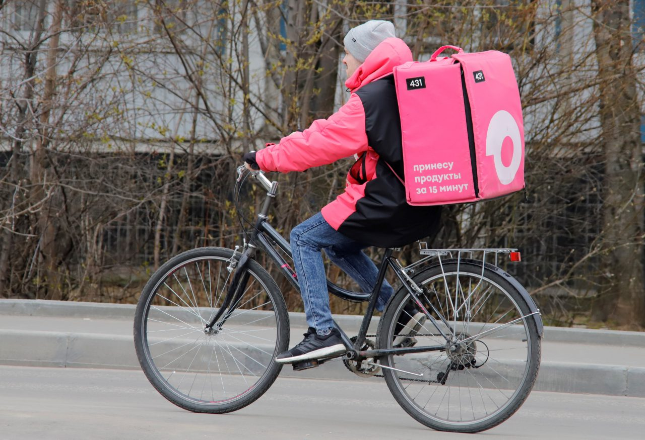 20 тонн продуктов доставили социальные волонтеры пожилым москвичам