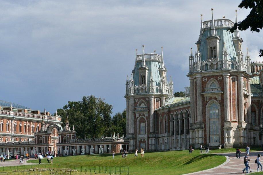 По живописным местам столицы можно прогуляться на портале #Москвастобой