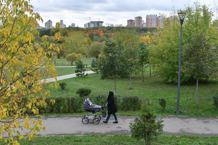 Москвичей ожидает пасмурная погода и кратковременные дожди