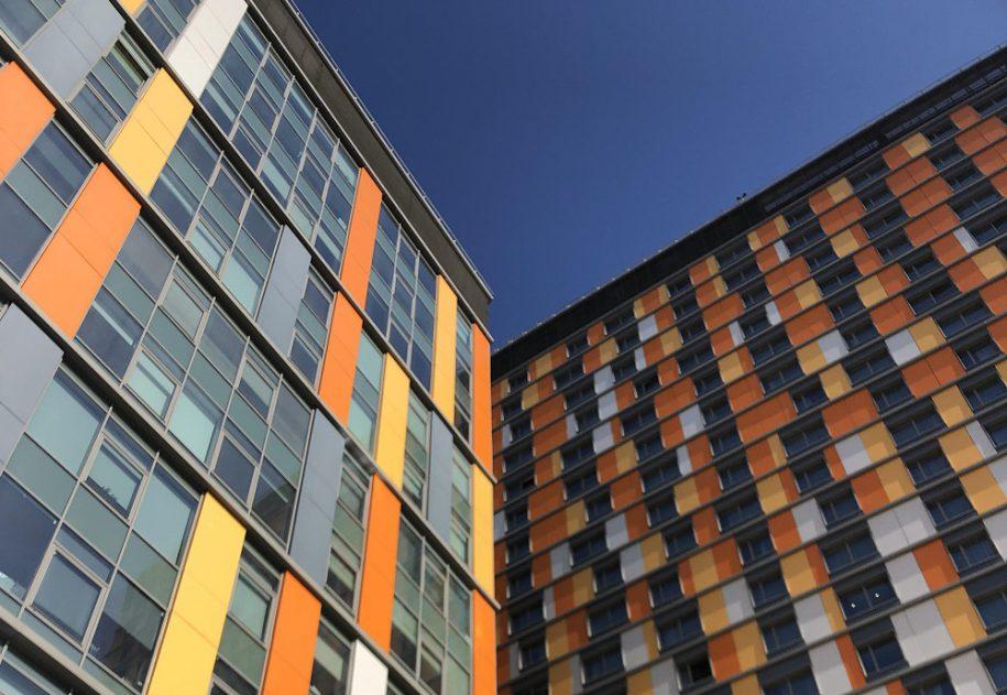 Почти 100 млн. «квадратов» недвижимости построено в Москве с 2011 года