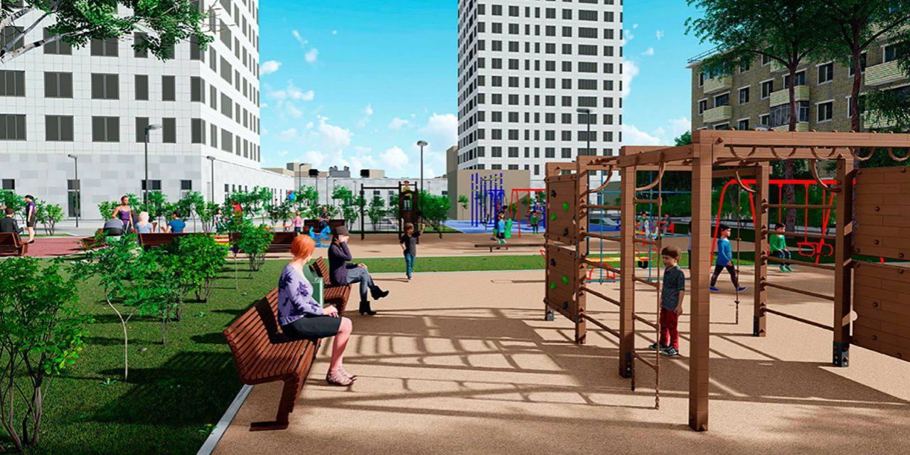 В Останкинском районе по реновации построят ФОК с бассейном, школу и детсад