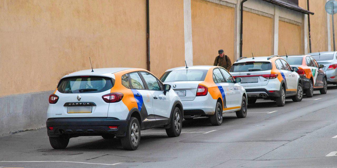 Власти Москвы и Роспотребнадзор обсуждают возможность возобновления работы каршеринга