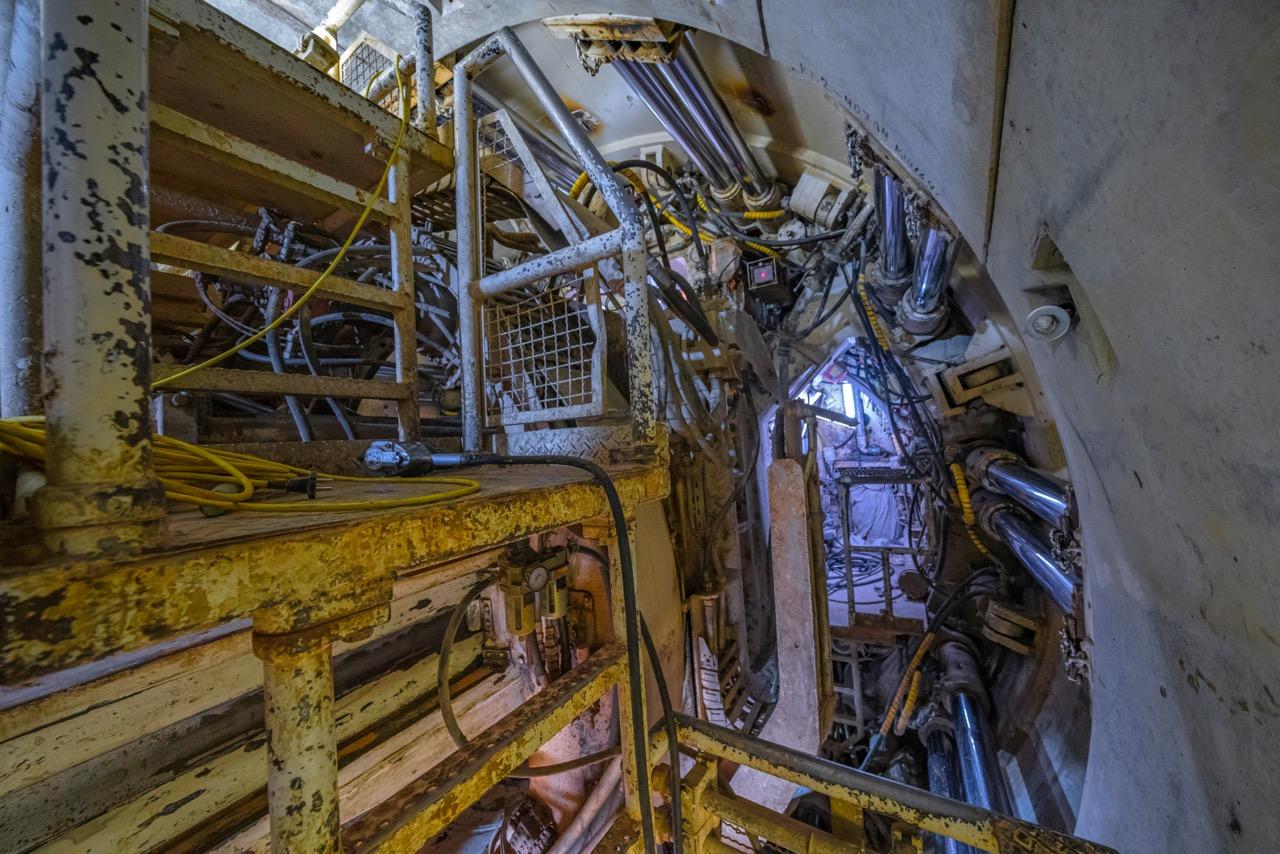 В мосметро завершена уникальная тоннелепроходка