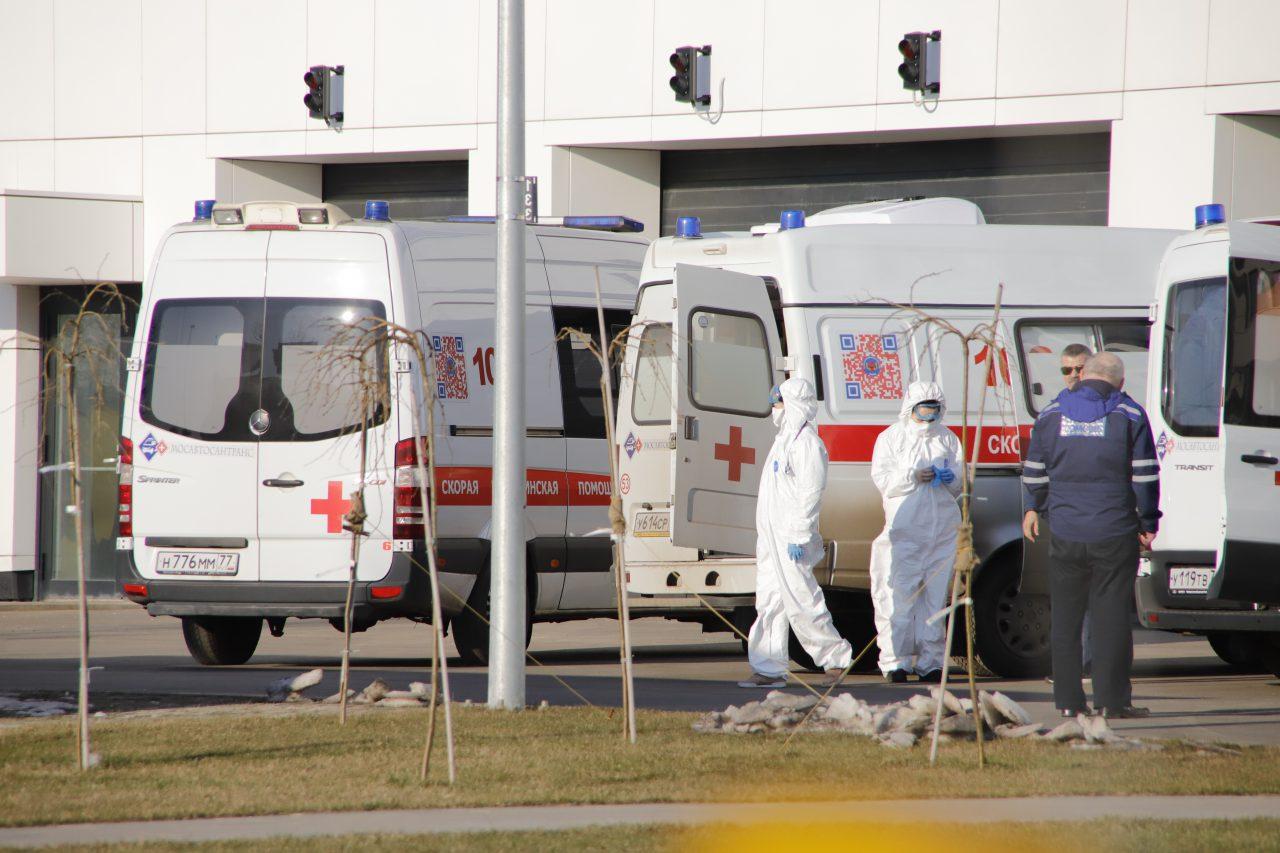 Москва прошла пик роста заболеваемости новым коронавирусом