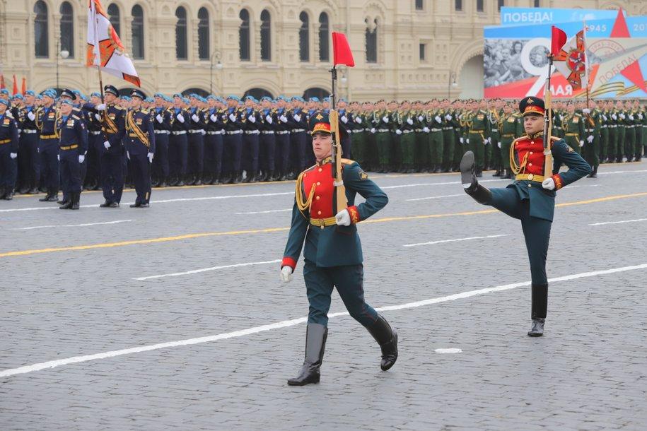 Мэр Москвы поделился впечатлениями после Парада Победы на Красной площади
