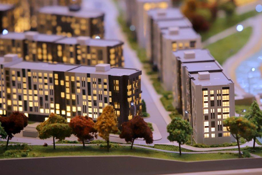 Москва выполнила 50% годового ввода недвижимости