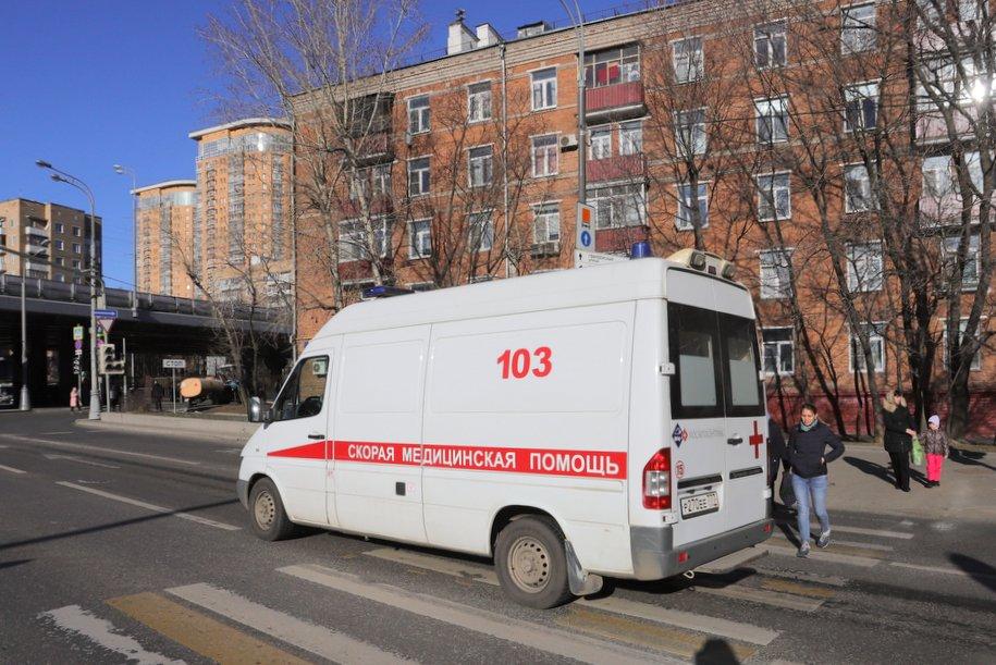 В Москве число новых случаев COVID-19 сократилось почти на 10% за неделю