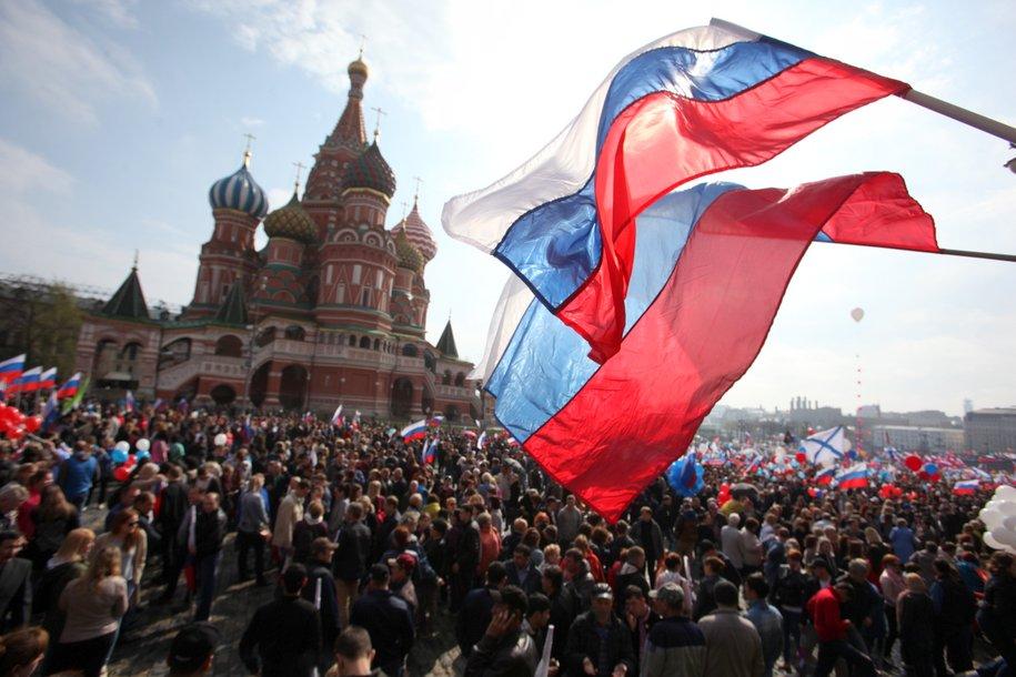 Собянин призвал москвичей избегать массового скопления людей в День России