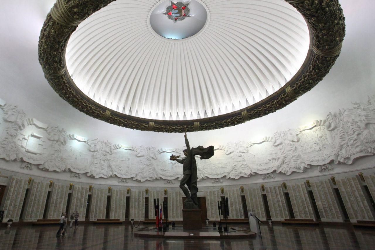 Экскурсию, выставку и концерт в режиме онлайн подготовил Музей Победы ко Дню памяти и скорби