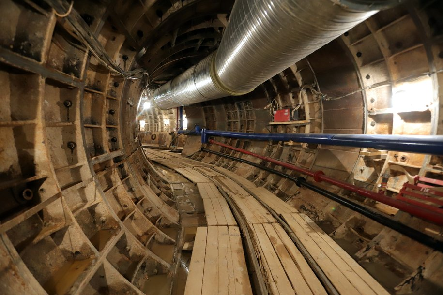 Темпы строительства метро в Москве будут увеличены