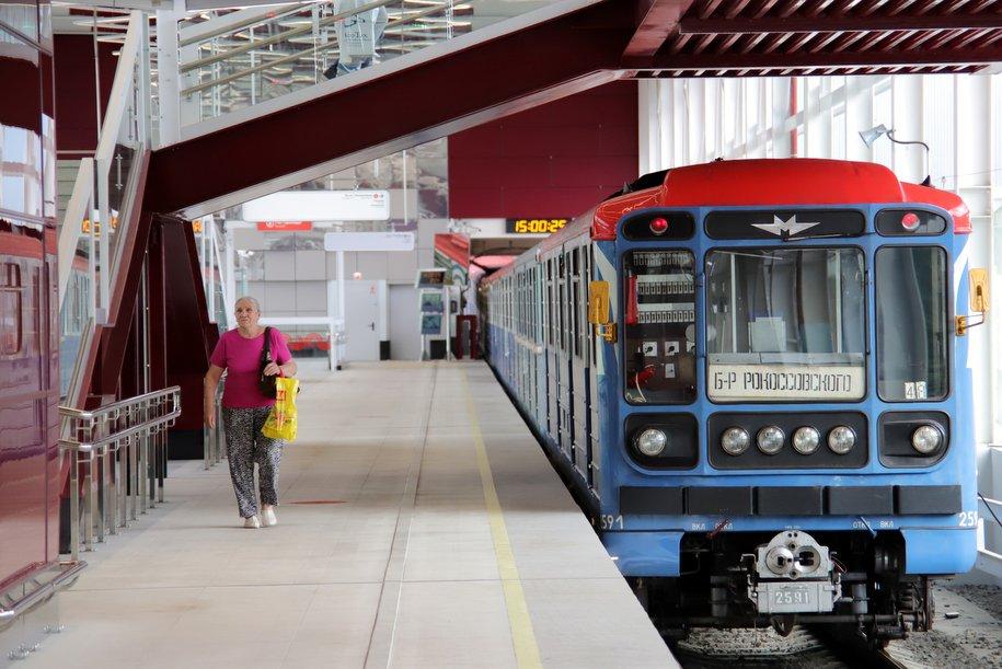Более 90% москвичей через три-четыре года будут жить в радиусе километра от станции метро