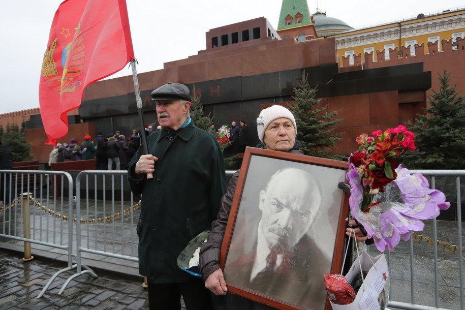 Доступ к Мавзолею Ленина и некрополю у Кремлевской стены возобновят с 1 июля