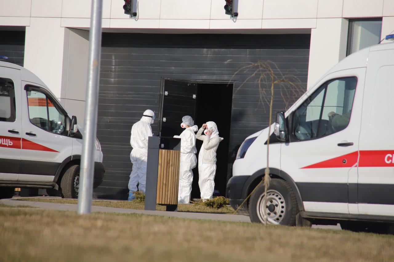 Московские врачи вылечили от коронавируса еще 2255 пациентов