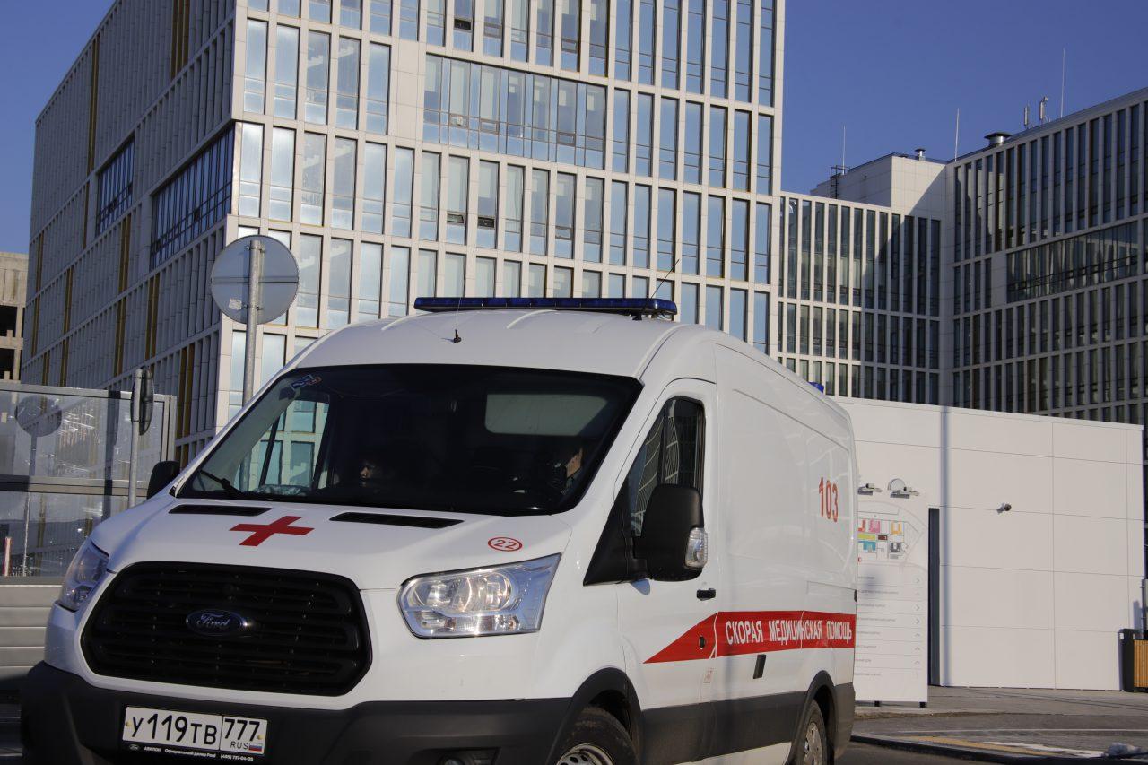 Прирост новых случаев коронавируса в Москве снизился на 26% с начала недели