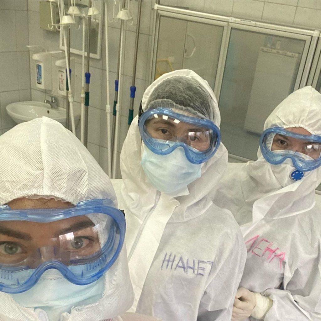 Центр инфекционных болезней «Вороновское» спасает от COVID-19 в штатном режиме
