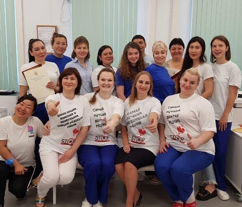 В новом инфекционном центре в Вороновском за сутки выписано больше пациентов, чем поступило