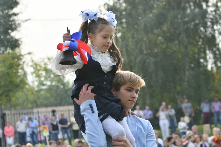 Более 70 школ и детских садов ввели в эксплуатацию в ТиНАО с 2012 года