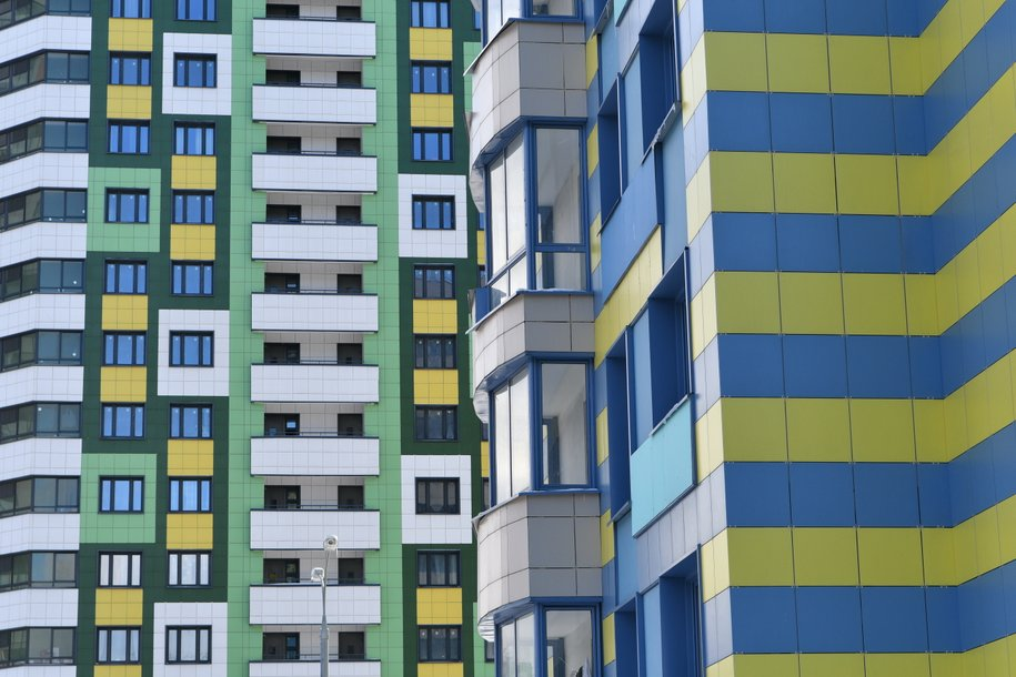 В Южном Бутово началось строительство дома по программе реновации