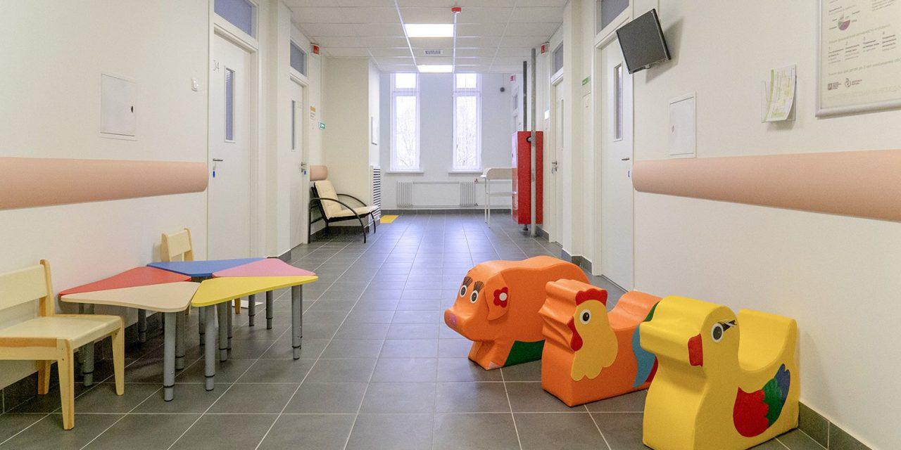 В Савеловском районе построят детскую поликлинику