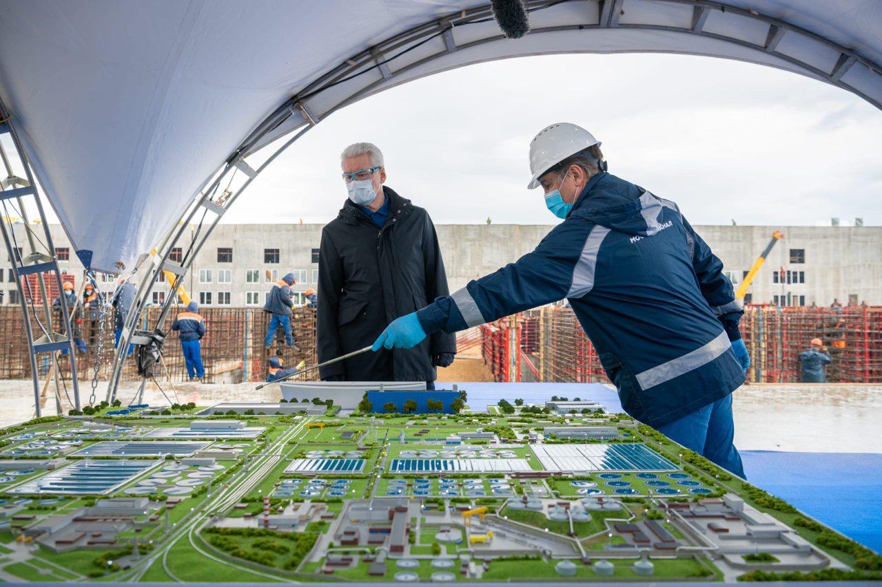 В Москве в 1,5 раза уменьшилась концентрация загрязняющих веществ в воздухе