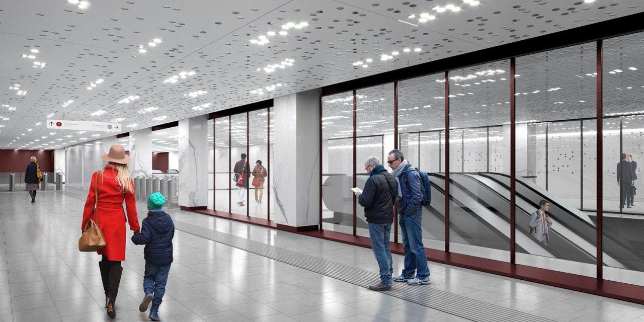 Станцию «Сокольники» БКЛ метро планируется открыть в 2021 году