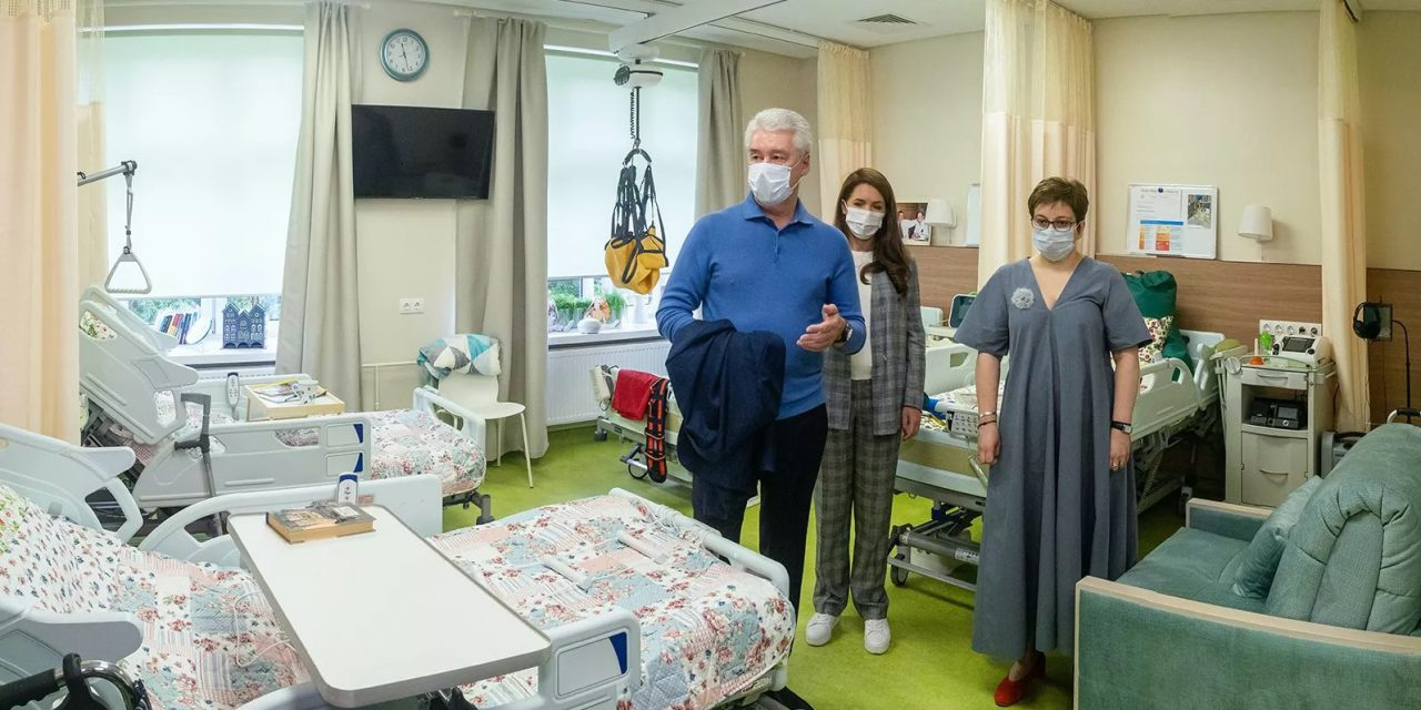 В Москве создана единая система паллиативной помощи в стационарах и на дому