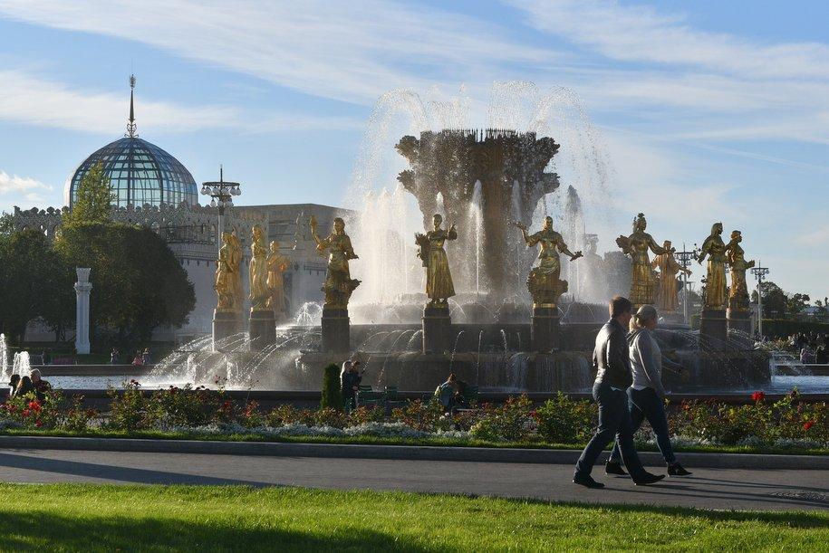 На ВДНХ отреставрируют исторический фонтан