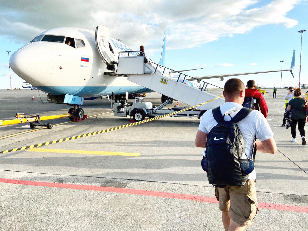 Лоукостер «Победа» пополнится новыми самолётами