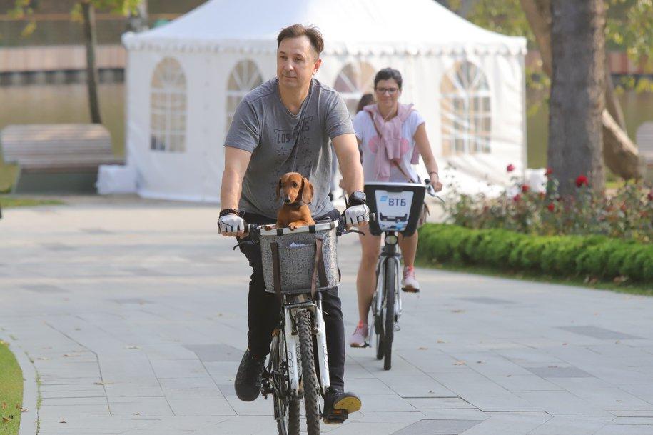 В Москве назвали самую востребованную станцию велопроката