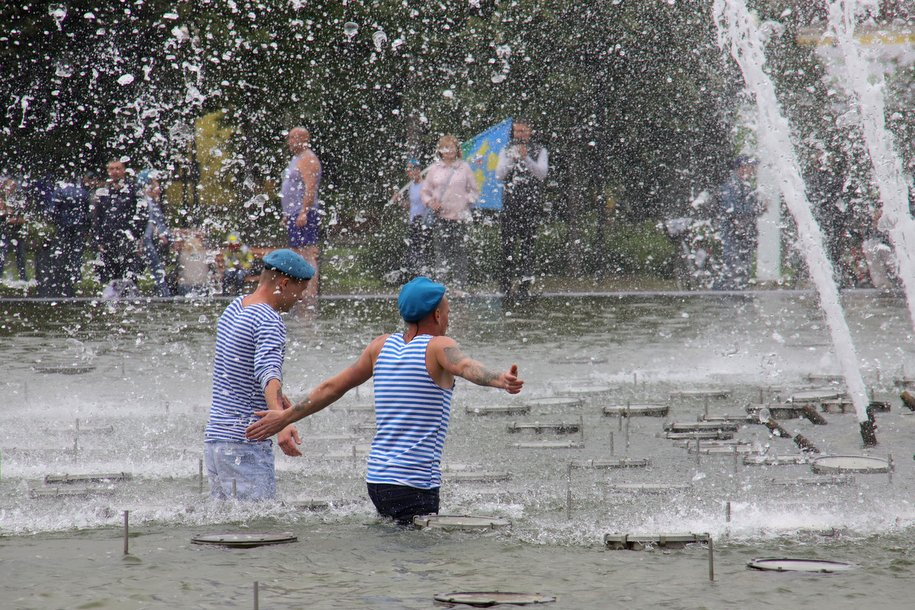 В первые выходные августа в Москву придёт циклонический вихрь