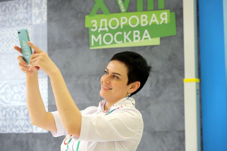 Терапевтический корпус в Сколково начнет принимать пациентов уже в 2021 году