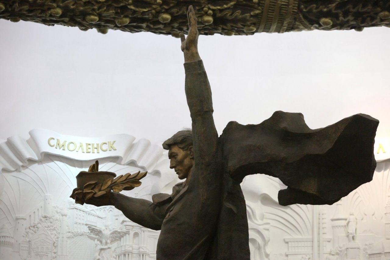 Две новые экспозиции появятся в Музее Победы до конца года