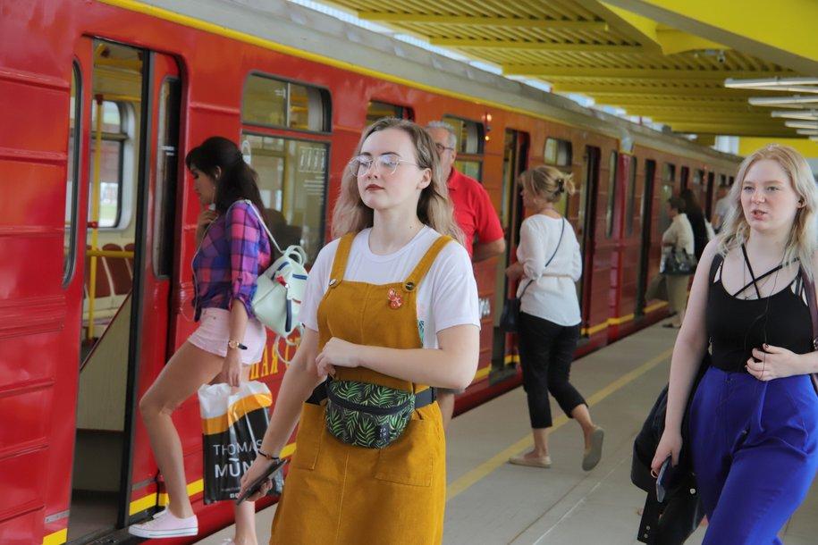 Четыре станции Сокольнической линии метро возобновили работу