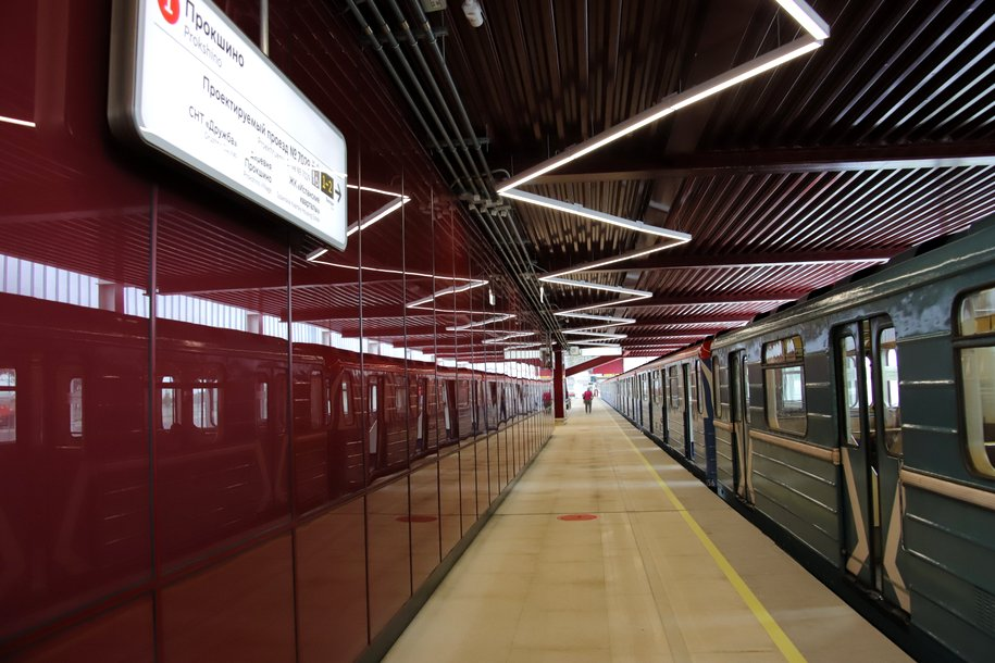 До 19 августа участок Сокольнической линии метро будет работать по особому графику