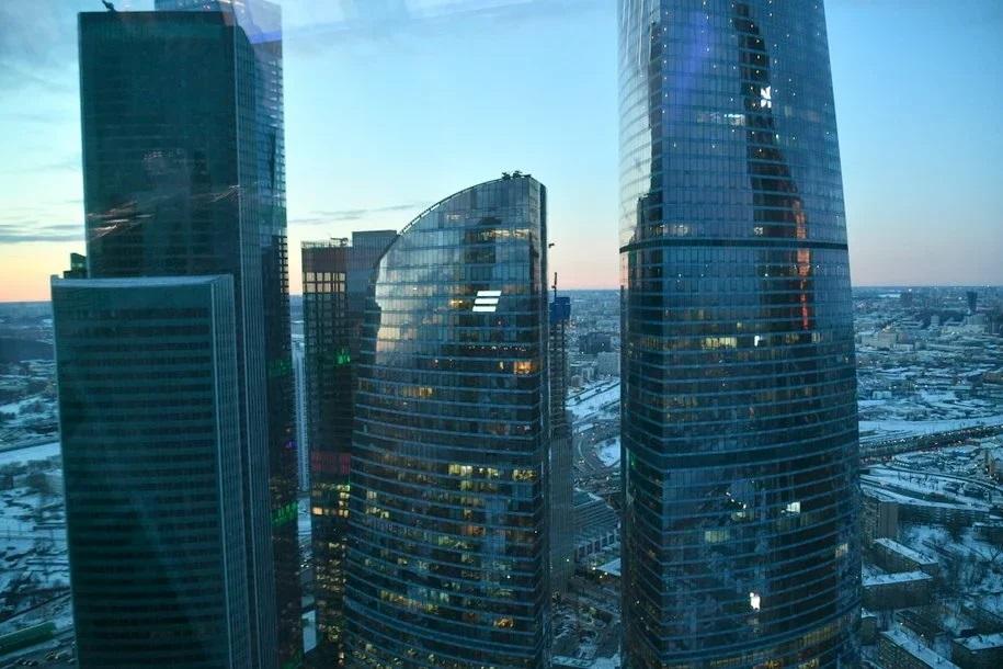 В Москве после пандемии заработало 90% предприятий