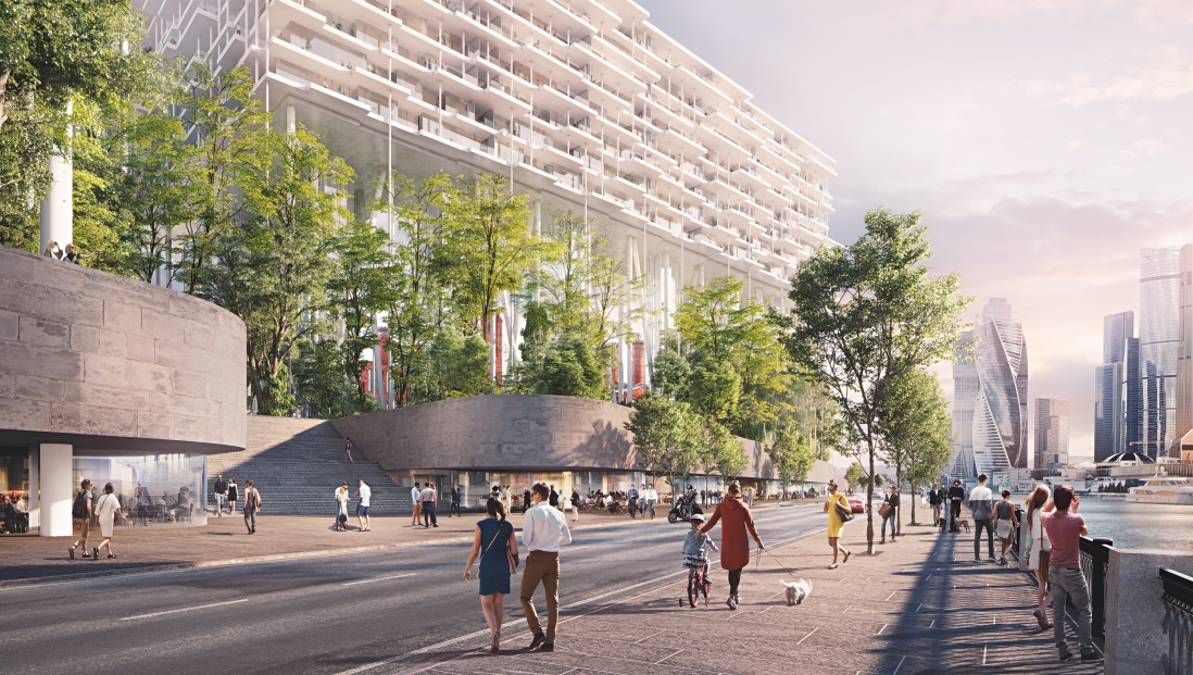 Москомархитектура одобрила проект застройки Бадаевского завода