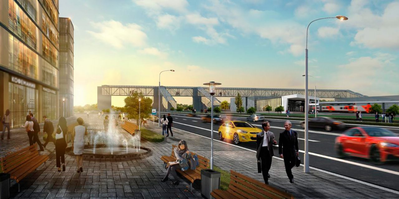 Возле платформы Мичуринец появится парковая зона