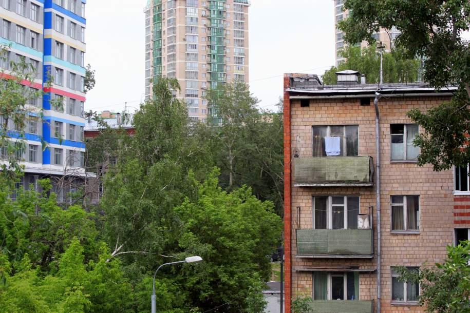 В ЦАО расселён первый дом по программе реновации