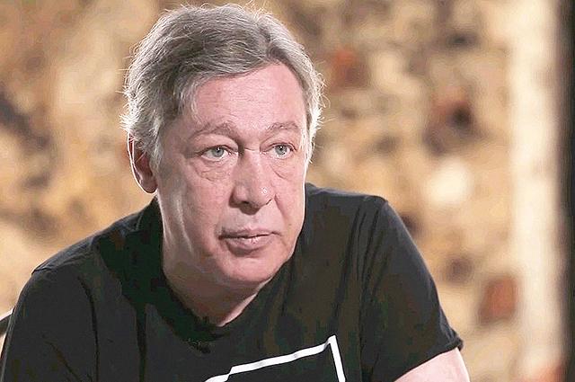 Михаил Ефремов сравнил себя с приговоренным к казни