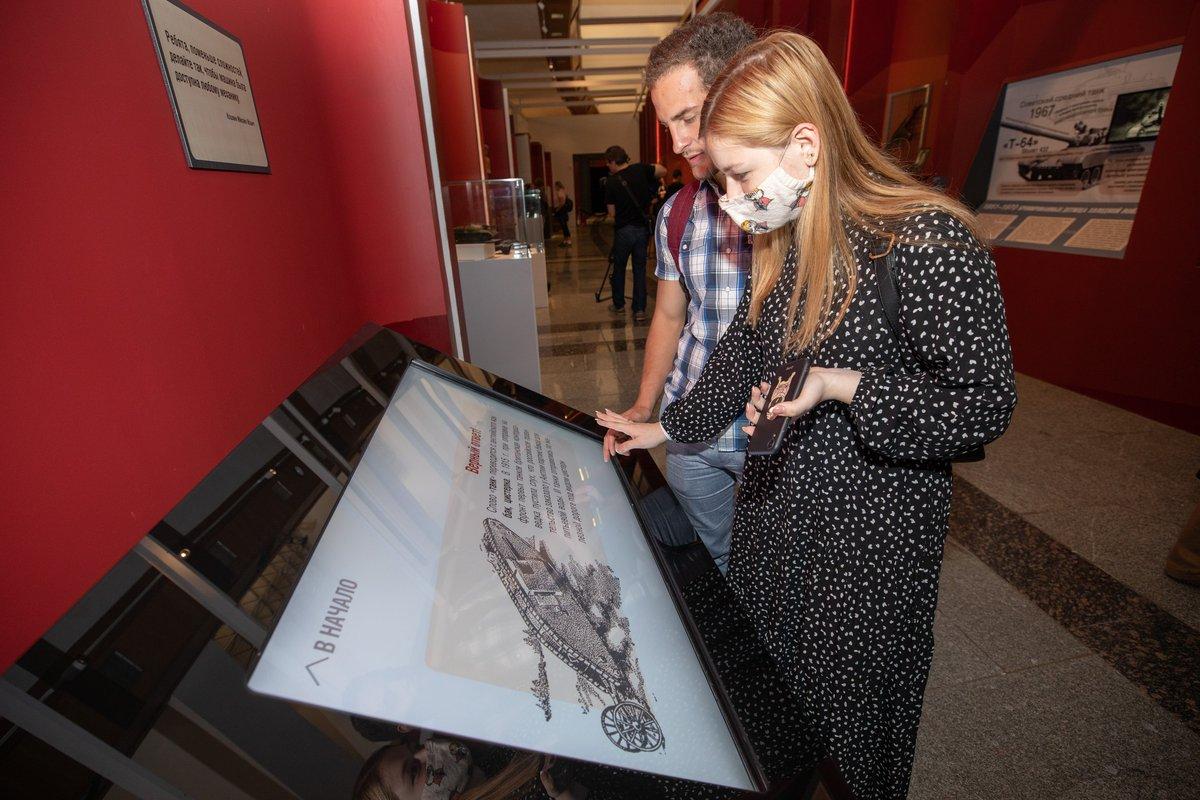 Музей Победы представил раритеры о вековой истории российских танков