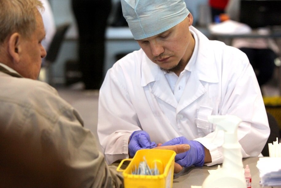 Еще 1 тыс. 94 пациента вылечились от коронавируса в Москве