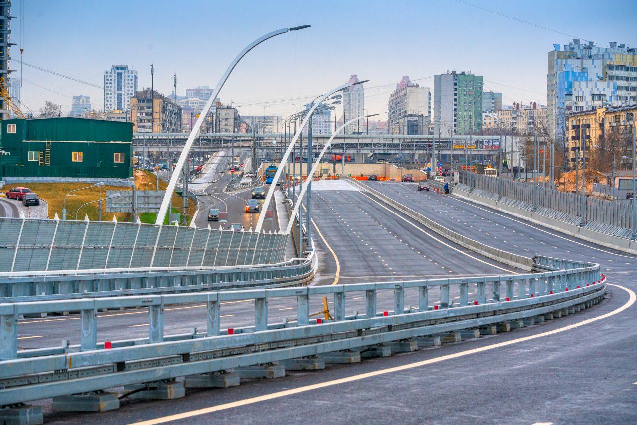 Карамышевский мост победил в номинации «Лучший реализованный проект строительства объектов улично-дорожной сети»