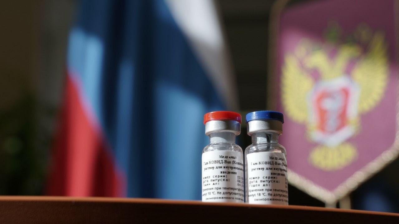 Владимир Путин сообщил о регистрации вакцины от коронавируса