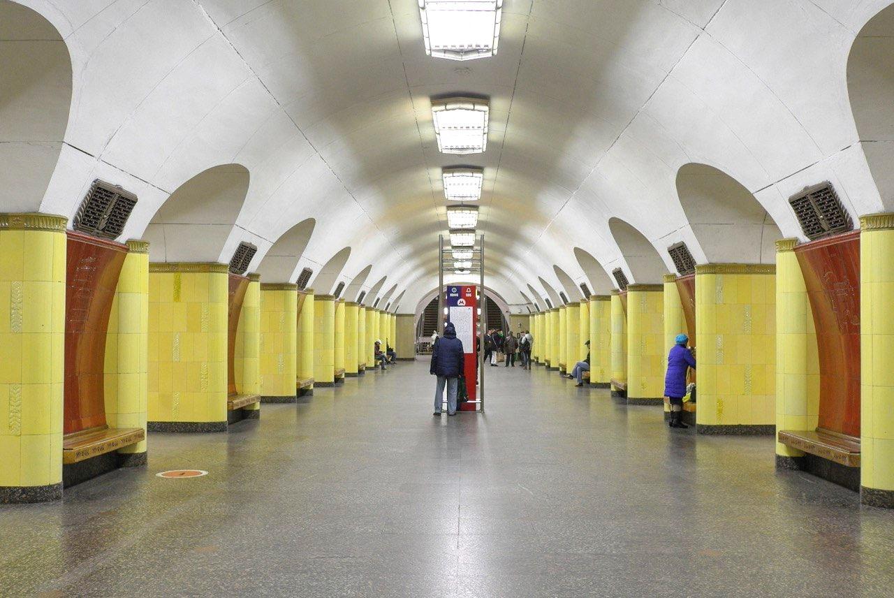 Станцию «Рижская» Калужско-Рижской линии метро закроют с 22 августа на год