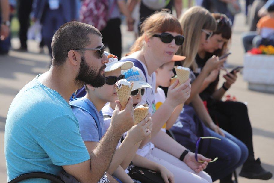 Гости ВДНХ съели более 216 тысяч порций мороженого за два месяца