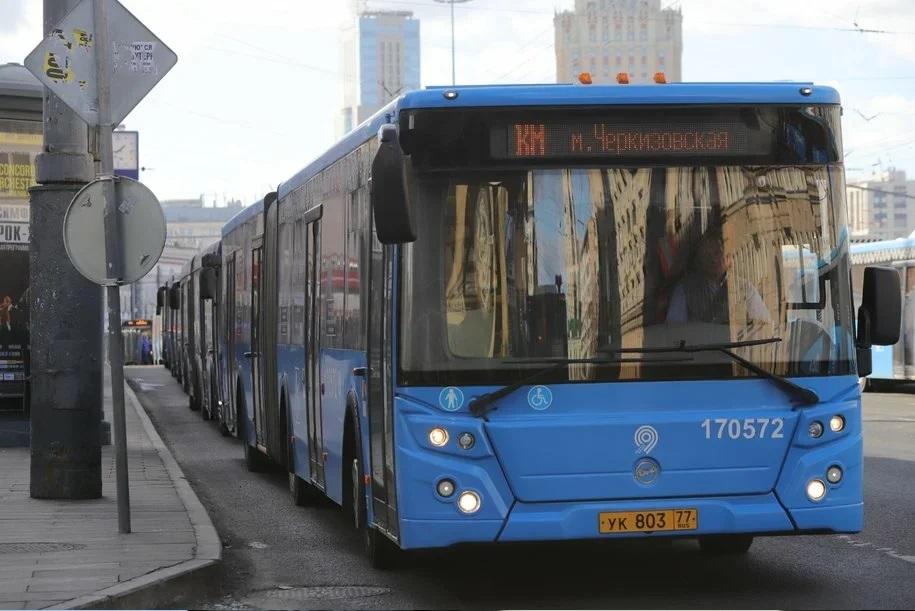 Электробусный маршрут т83 начал работать на три часа дольше