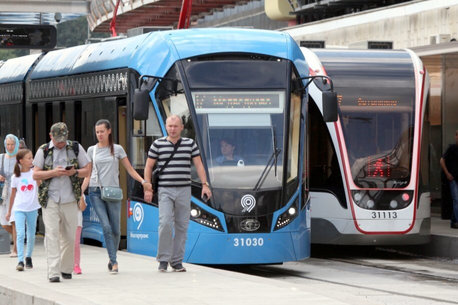 Маршруты наземного транспорта изменились в нескольких районах Москвы с 8 августа