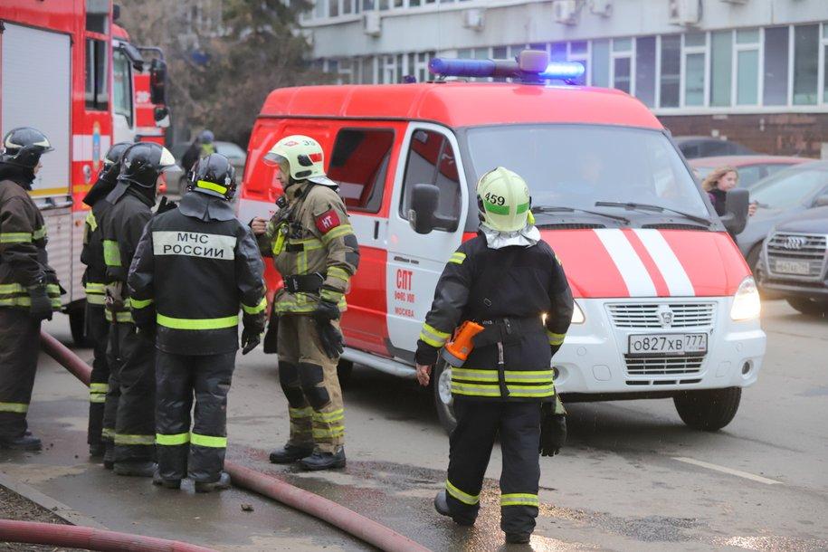Наулице Кубинка произошел взрыв вжилом доме